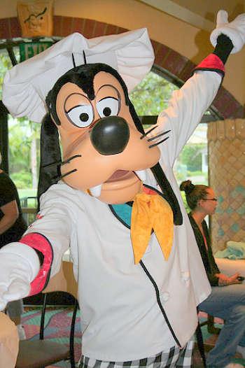 Disney Theme Parks Goofy
