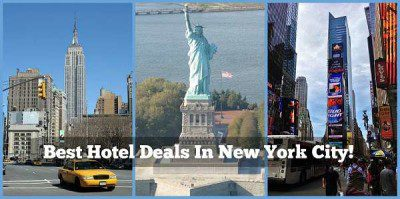 Find Hotel Deals In New York City, NY