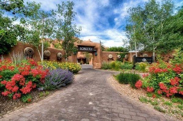 Inn and Spa at Loretto in Santa Fe