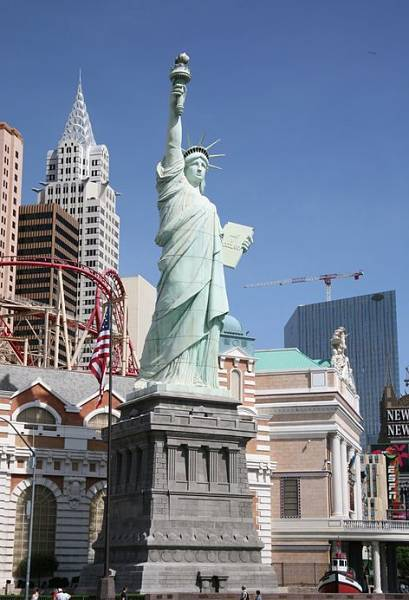 new yorks roller coaster cheap vegas getaways