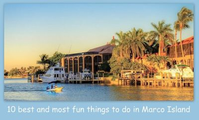 Things To Do In Marco Island