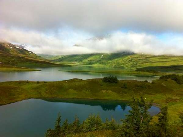 Alaska fishing trips once in a lifetime wildlife adventures for Alaska fishing adventures