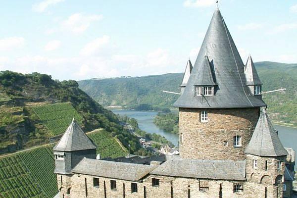 Burg Stahleck castle