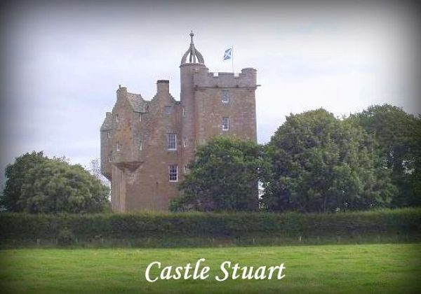 Castle Stuart, Inverness, Castles to stay in Scotland