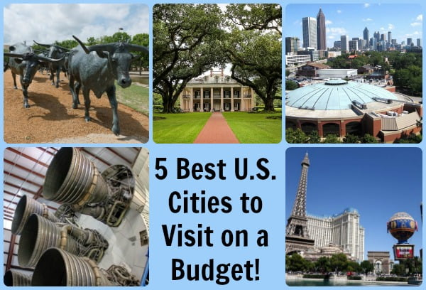 Cheap places to travel in the us that won 39 t bust your budget for Cheap places to move to