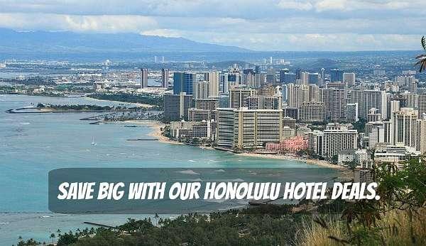 Top honolulu hotel deals for Best hotel offers