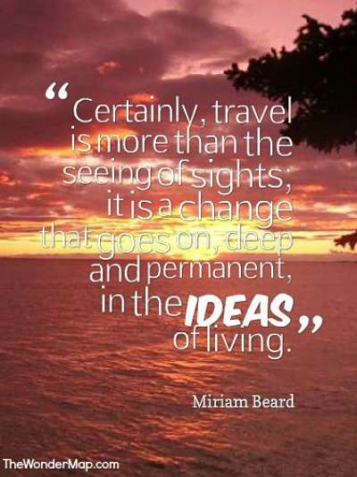 quotes about travel and life