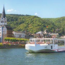 Rhine River Cruise – Best Enjoyed Slowly