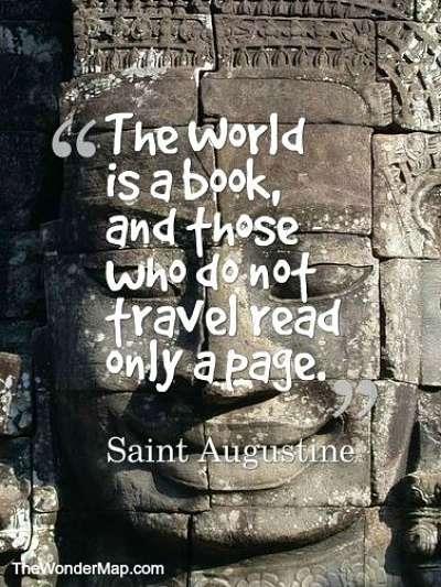 St Augustine Famous Quotes Quotesgram