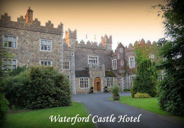 Waterford Castle, a Castles to stay in Ireland
